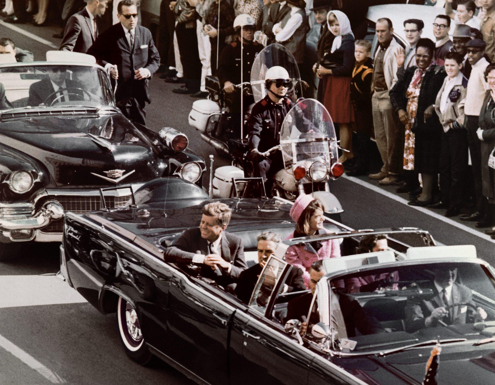 Photo of Aluhoedjes: who killed JFK?