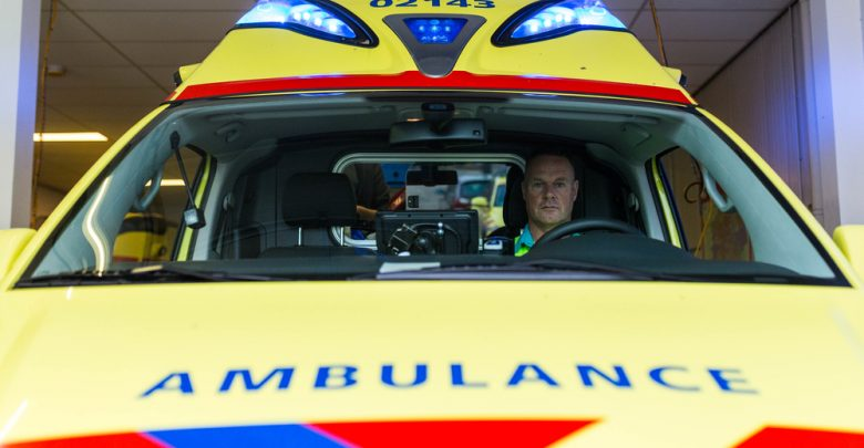 Photo of Interview: de mensen van de ambulance